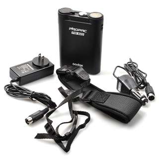 Godox PB820 External Flash Power Battery for Canon 580EX2 Nikon SB900