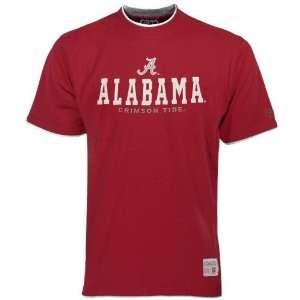 Alabama Crimson Tide Crimson Quick Hit T shirt