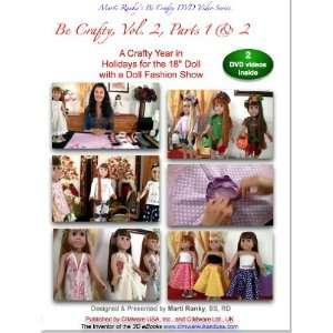 the 18 inch Doll with a Doll Fashion Show: Marti Ranky: Movies & TV