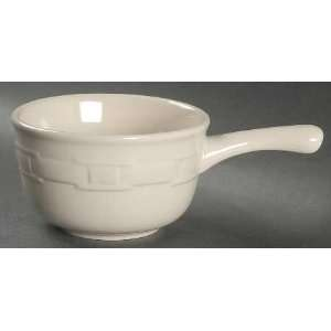 Traditions Ivory Chili Bowl, Fine China Dinnerware Kitchen & Dining