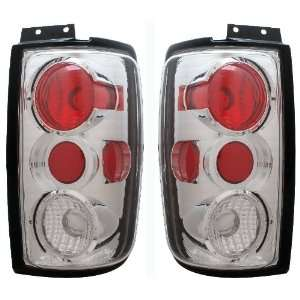 FORD EXPEDITION 97 02 TAIL LIGHT G2 CHORME NEW Automotive