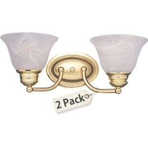 Liz Jordan Lighting 991313 Polished Brass / Marble Glass