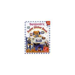 Benjamins Super Sticker Book (9780806937663) Books