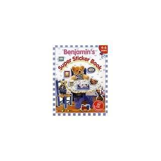 Benjamins Super Sticker Book (9780806937663) Books