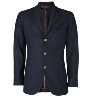 Clothing  Blazers  Single breasted  Cashmere and