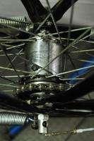 1978 Raleigh Tourist DL 1 Black 24 Bicycle 28 Wheel Bike Olympic 75