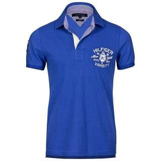 Tommy Hilfiger TH Poloshirt T Shirt Polo PHOENIX 0887811373 blau S M L