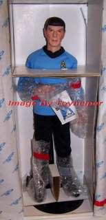 SPOCK Star Trek Porcelain Doll Ernst Statue Figure ART