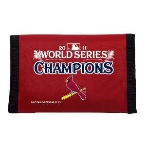 MLB St. Louis Cardinals 2011 World Series Champions Nylon