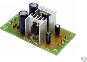 15V 1A DC Regulator Power Dual Supply input AC 12 18V