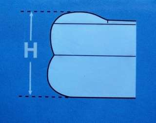 Luftbett Single mit Pumpe Luftmatratze Intex blau/grau 102x203x48