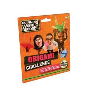 Guinness World Record Origami Challenge Toys & Games