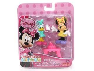 Minni Maus und Daisy Duck Eis Cafe  Micky Maus Wunderhaus  W9326