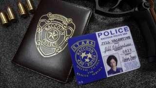 Biohazard Resident Evil Edge Jill Wesker Leon Chris Rebecca Police