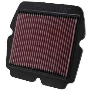 HIGH FLOW PERFORMANCE AIR FILTER HA 1801 01 12 HONDA GL1800 GOLD WING