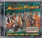 CD Allgäu Power Küss mit mir die Sterne OVP Neu Bauer