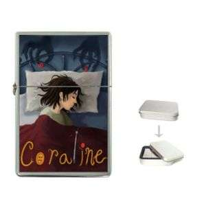 Coraline 3D COLLECTIBLE High Quality Flip Top Lighter