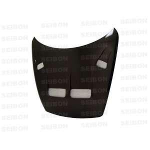 03 08 Mazda RX8 SEIBON Carbon Fiber Hood   KS Style