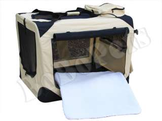 Advanced Soft Portable Dog Crate Carrier House Kennel