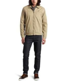 Quiksilver Mens Billy Faux Fur Lined Jacket: Clothing