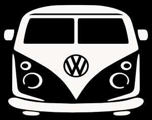 Volkswagen Kombi T Shirt Hippie Bus Retro Combi Beetle