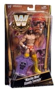 WWE Legends Macho Man Randy Savage Series 5 TNA Hogan