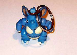 Pokemon Burger King Toy Figure NIDOQUEEN Keychain RARE