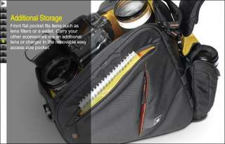 New KATA LighTri 317 PL Sling & Torso Pack Camera Bag