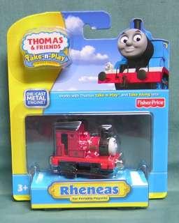 THOMAS & FRIENDS TAKE n PLAY RHENEAS