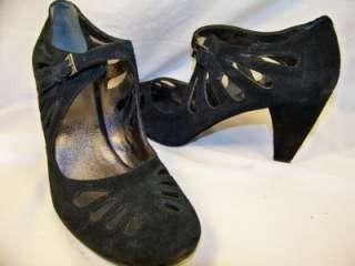 NINE WEST Ambleu Black 8.5 Heels WOMENS New Shoes
