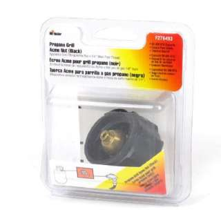 Mr. Heater Propane Grill Acme Nut Appliance End Fitting