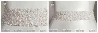 Custom Adjustable Rhinestone Crystal Bridal Belt/Sash Dresses Sash