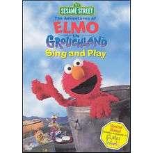 Sesame Street/Adventures of Elmo Dvd   AEC One Stop   Toddler