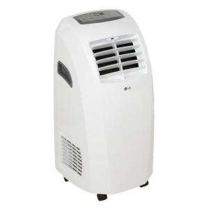 LG Electronics9,000 BTU Portable Air Conditioner with Dehumidifier and