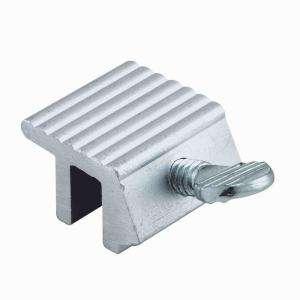 Prime Line Aluminum Sliding Window Lock with Thumbscrew U 9800 at The