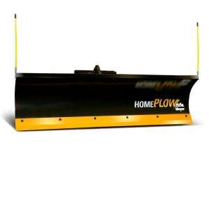 Home Plow by Meyer 6 ft. 8 in. Residential Power Angling Snowplow