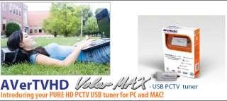 AVerMedia MTVHDVMXR AVerTVHD Volar Max TV Tuner Item# A46 4140
