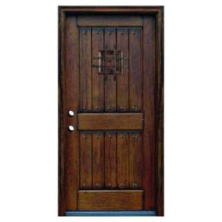 Type 2 V Panel Entry Door with 4 9/16 in. Jamb Set DISCONTINUED
