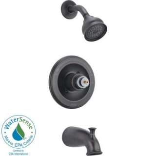 Delta Orleans Tub and Shower Faucet Trim Kit Only in Venetian Bronze