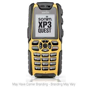 Sonim XP3 Quest Rugged Unlocked GSM Cell Phone   Tri Band 850/1800