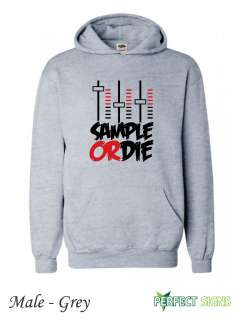 SWAG OFWGKTA Sample or Die Underground Hip Hop Hoodie S 2 S 2XL FREE P