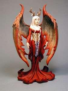 Amy Brown The Seeress Fairy Statue Figurine Faery NEW