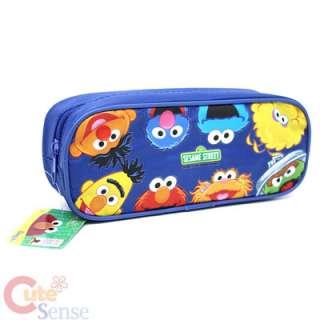 Sesame Street Elmo Pencil Case Cooki Moster bag 1