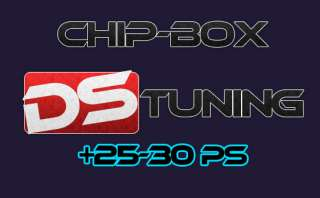 CHIPTUNING BOX CHIP VW PASSAT TDI +30PS