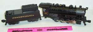 New Lionel 561 Pennsylvania 0 8 0 die cast metal steam