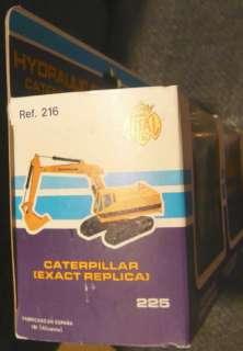 , JOAL, HYDRAULIC EXCAVATOR 225 CATERPILLAR (EXACT REPLICA)