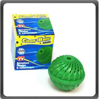 New Eco Friendly Anion Molecules Washing Ball Green