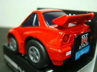 JAPAN TOMY Choro Q Nissan Skyline GTR GT R BNR34 R34 Car Sensor Car