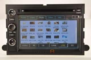 2011 2010 09 08 07 06 Ford Explorer DVD GPS Navigation Radio  SD