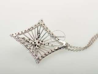 Lovely 18K White gold & diamond Legendary pendant from Hearts on Fire